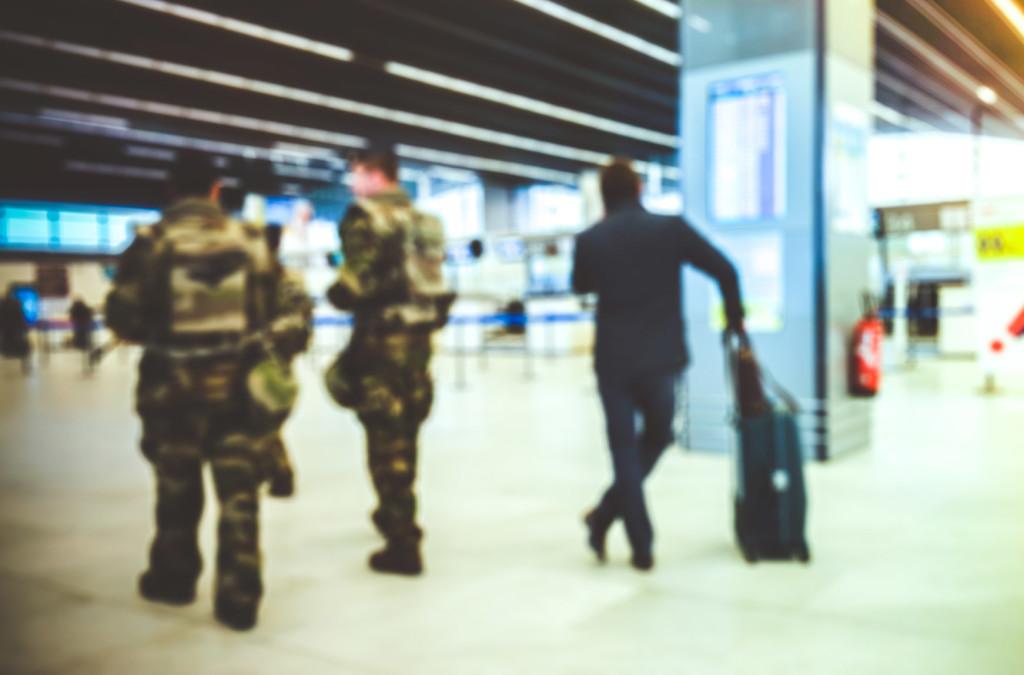 Polizei Frankreich Notfall