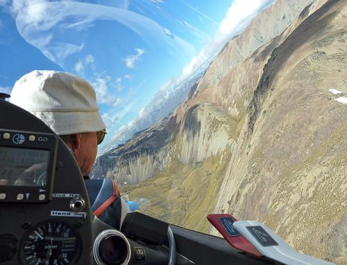 Außenlandung beim Segelfliegen – Was tun?